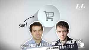 创建网上商店#1:DIY还是昂贵的机构?- 营销播客