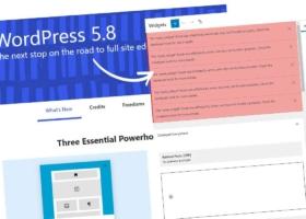 停用WordPress Block Widget!如何在5秒钟内完成+说明